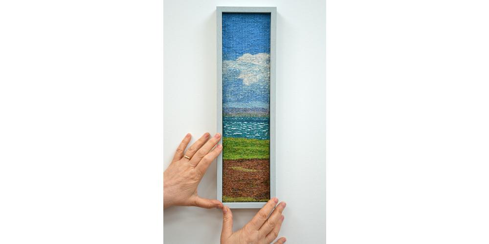 handwoven tapestry art